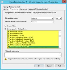 x86 Program Platforms