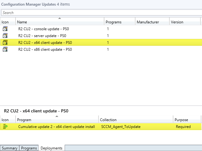 SCCM 2012 - How to update SCCM Agent - Alexandre VIOT