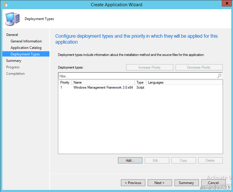 SCCM 2012 - How to deploy a KB using Application - Alexandre VIOT