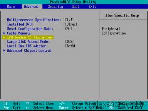 VMware I/O device