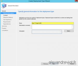 AppV deployment type x64