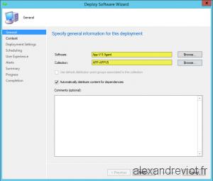 App-v 5 deploy
