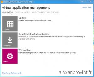 App-V 5 Management