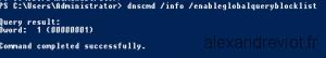 WPAD DNS Filtering