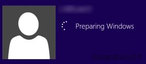 Windows 8.1 logon
